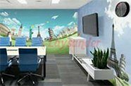 Wallpaper Digital Printing Untuk Ruang Meeting