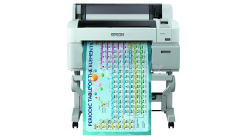Mesin digital printing indoor Epson SureColor SC-T3270
